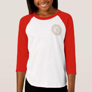 Wunder-Frauen-Grieche-Muster T-Shirt
