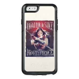 Wunder-Frauen-Kampf für Gerechtigkeit OtterBox iPhone 6/6s Hülle