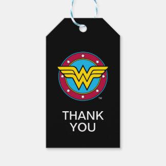 Wunder-Frauen-Kreis DC-Comic-| u. Stern-Logo Geschenkanhänger