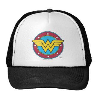 Wunder-Frauen-Kreis u. Stern-Logo Baseballmütze