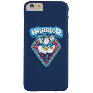 Wunder-Frauen-Kriegers-Grafik Barely There iPhone 6 Plus Hülle