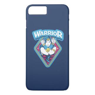 Wunder-Frauen-Kriegers-Grafik iPhone 8 Plus/7 Plus Hülle