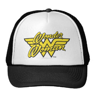 Wunder-Frauen-Logo 1 Truckermütze