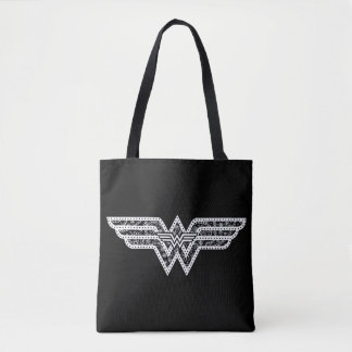 Wunder-Frauen-Paisley-Logo Tasche
