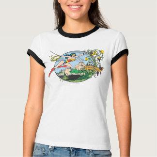 Wunder-Frauen-Paradies-Insel T-Shirt