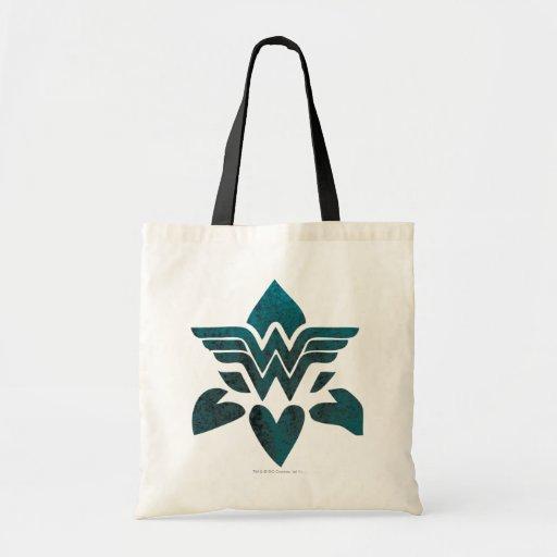 Wunder-Frauen-Schmutz-Logo Tasche