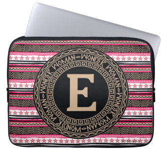 Wunder-Frauen-Stammes- Muster Laptop Sleeve