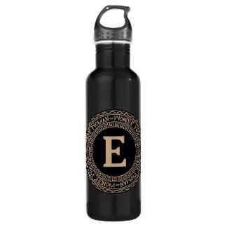 Wunder-Frauen-Stammes- Muster Trinkflasche