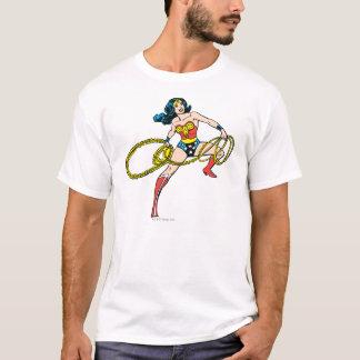 Wunder-Frauschwinglasso-Recht T-Shirt