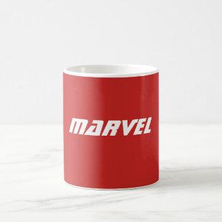 Wunder-Kaffee-Tasse (rot) Verwandlungstasse