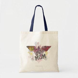 Wunder-Mamma-gemischte Medien Budget Stoffbeutel