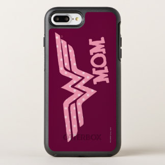 Wunder-Mamma-Rosa OtterBox Symmetry iPhone 8 Plus/7 Plus Hülle