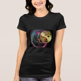 Wunder-Reihen-T-Shirts zurück zu alien T-Shirt
