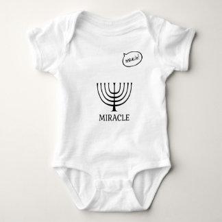 Wunder - Schwarzes Baby Strampler