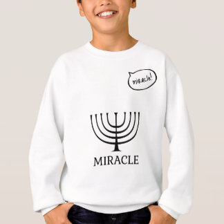 Wunder - Schwarzes Sweatshirt