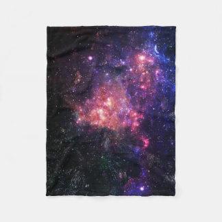 Wunder-Universum-Decke Fleecedecke
