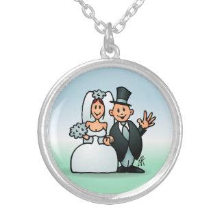 Wunderbare Hochzeit Halsketten