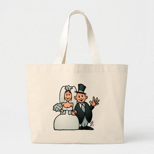 Wunderbare Hochzeit Tasche