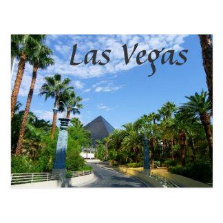 Wunderbare Las Vegas-Postkarte! Postkarte