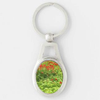 Wunderbare Mohnblumen-Blumen V - Wundervolle Schlüsselanhänger