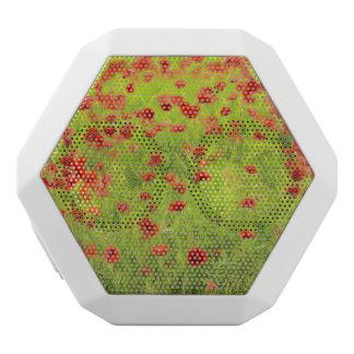 Wunderbare Mohnblumen-Blumen VIII - Mohnbluhmen Weiße Bluetooth Lautsprecher