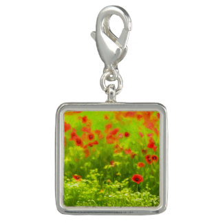 Wunderbare Mohnblumen-Blumen VIII - Wundervolle Foto Anhänger
