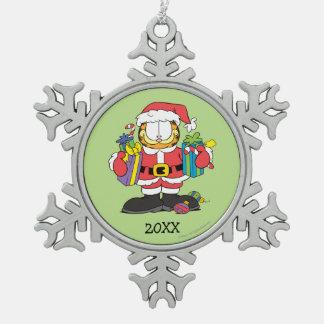Wunderbare Person mögen Sie Schneeflocken Zinn-Ornament