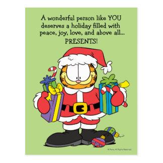 Wunderbare Person mögen Sie Postkarte