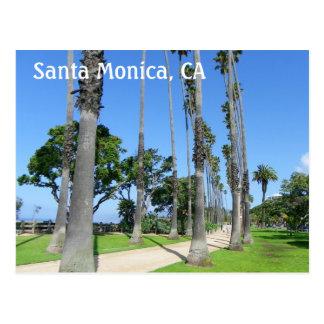 Wunderbare Santa Monica Postkarte! Postkarte