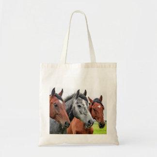 Wunderbares Pferdetier-Reinigen Tragetasche