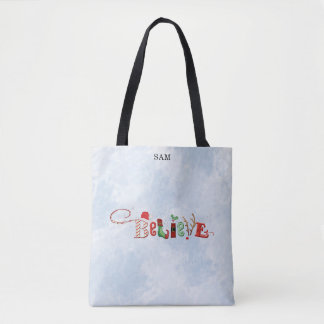 Wunderlich GLAUBEN Sie, Winter-Aquarell Tasche