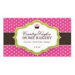 Wunderliche Bäckerei-Visitenkarten