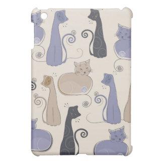 Wunderliche Katzen iPad Mini Schale
