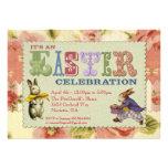 Wunderliche Ostern-Party Einladung