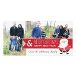 Wunderliche WeihnachtsFoto-Karte Individuelle Photo Karten