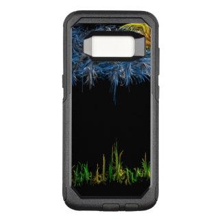 Wunderlicher Tag OtterBox Commuter Samsung Galaxy S8 Hülle