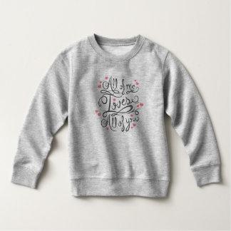 Wunderliches Inspirational Sweatshirt des