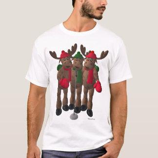 Wunderliches Ren: Die Elch-Brüder T-Shirt