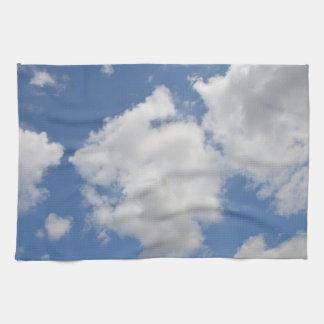 Wunderliches Wolken-Geschirrtuch Küchentuch