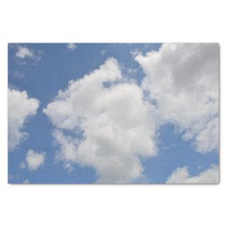 Wunderliches Wolken-Seidenpapier Seidenpapier