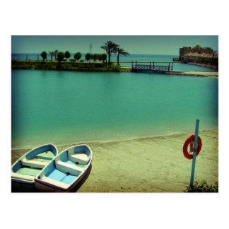Wunsch I war hier, Bahrain-Al-Dana-Erholungsort Postkarte