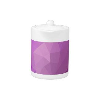 Würde-violetter abstrakter niedriger