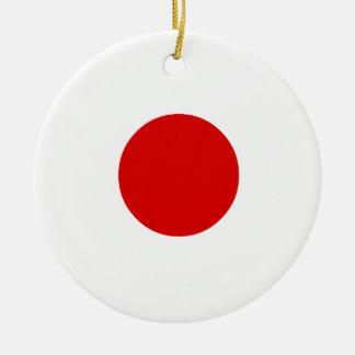 Würfel 1 keramik ornament