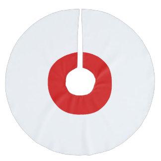 Würfel 1 polyester weihnachtsbaumdecke