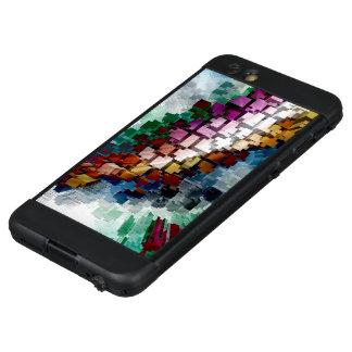 Würfel zentral LifeProof NÜÜD iPhone 6 plus hülle