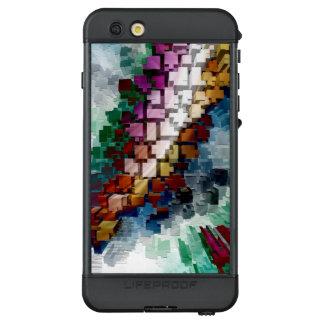 Würfel zentral LifeProof NÜÜD iPhone 6s plus hülle