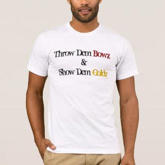 Wurfs-DM bowz T-Stück T-Shirt