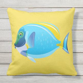 Wurfs-im Freienc$kissen-tropische Fische Kissen