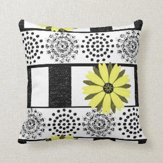 Wurfs-Kissen-Sonnenblume Kissen