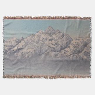 Wurfs-umfassende Afghanistan-Berge Decke